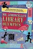 Mr. Lemoncello's Library Olympics by Chris Grabenstein, NEW Book, FREE & Fast De