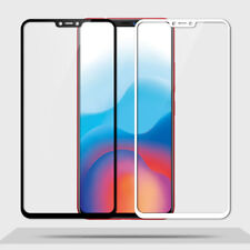 3D Tempered Glass Full Cover Screen Protector For Oneplus 6 Black
