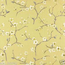 PRESTIGIOUS TEXTILES 100% COTTON CURTAIN FABRIC/CRAFT 'EMI' Mimosa p/m