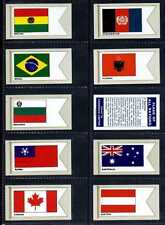 Full Set, Carreras, Flags of all Nations EX (Gq936-170)