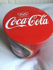 LONDON Olympics Coke Bottles (x2) + Glass Collectables Limited Edition UNOPENED