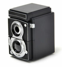 Kikkerland SC12 Camera Pencil Sharpener Black