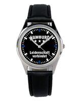 Hamburg Geschenk Fan Artikel Zubehör Fanartikel Uhr B-2276