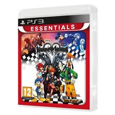Ps3 Kingdom Hearts HD 1.5 remix con Final Mix Rechain of Memories & 358/2 Days