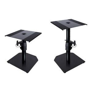 Thor Adjustable Studio Monitor Speaker Stands (Pair)  Recording, DJ