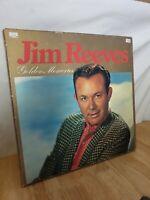 Jim Reeves Golden Memories 12 Inch 6 Vinyl Album Collection