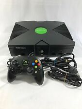 Original Xbox Modded Console 250GB NES SNES N64 RETRO GAMES CoinOps 8 20k+ Games