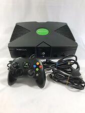 Original Xbox Modded Console 250GB NES SEGA SNES & N64 RETRO GAMES CoinOps 8 !++