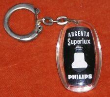 Porte-clés Argenta SUPERLUX PHILIPS --- Logo générique --