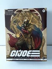 G.I. Joe Classified Snake Supreme Cobra Commander PulseCon Exclusive In Hand