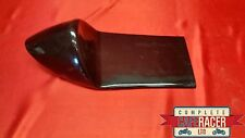 BSA STYLE FIBREGLASS CAFE RACER SEAT FINISHED IN BLACK