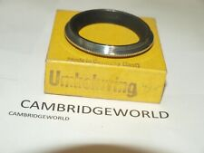 EXAKTA IHAGEE DRESDEN UMKEHRRING 49mm REVERSE RING MADE in EAST GERMANY NEW