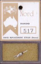 Record Player Needle Stylus Nord 517 NATIONAL Replacement Stylus