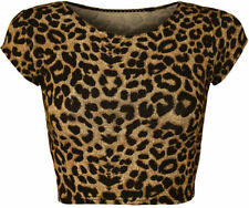 Women's Casual Animal Print Regular Tank, Cami Tops & Blouses