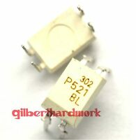 20* Photoelectric Coupling Tlp521-1 P521-1 Transistor Output Dip-4 Pin Component