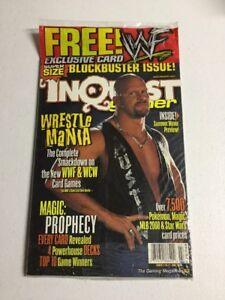 Inquest Gamer #63 MTG & CCG Price Guide Magazine