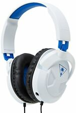 Turtle Beach Recon 50P White Gaming Headset for PS4, Xbox One and PC