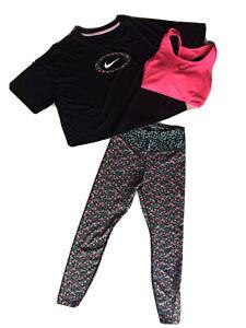 Mallas Y Pantalones Largos De Deporte De Mujer Nike Compra Online En Ebay