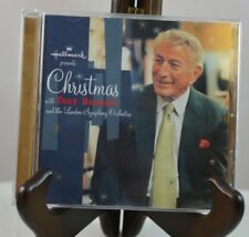 Christmas with Tony Bennett by Tony Bennett (CD, 2002, Hallmark Recordings)
