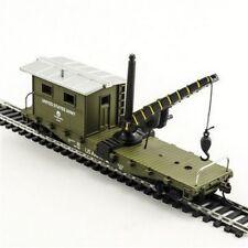 Gauge H0 - Caboose with Crane Us Army 98195 Neu