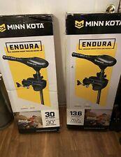 "Minn Kota Endura C2 30-lb. Thrust Trolling Motor with 30"" Shaft NEW SHIPS TODAY!"