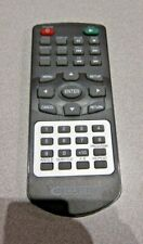 Curtis DVD8722 Remote control