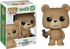 Funko Pop Vinyl Movies #187 - Ted With Remote Ted2