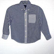GAP KIDS  Boys Size Small (6-7) Long Sleeve Button Down Chest Pocket Shirt...
