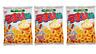 Riska UMAIWA Cheese taste Snack 75g ×3pcs Japan