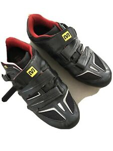Mavic Road cycling shoes size 10