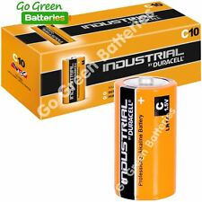 20 x Duracell C Size Industrial Procell Alkaline Batteries (LR14 MN1400 BABY)