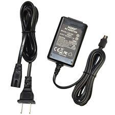 HQRP AC Adapter for Sony Handycam DCR-SR45 DCR-SR46 DCR-SR45E DCR-SR46E