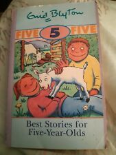 Enid Blyton Best Stories For Five-Year-Olds Fiction