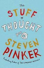 The Stuff of Thought: Language as a Window into Human Nature, Pinker, Steven, Us