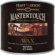 MASTERTOUCH CARNAUBA WAX 500g
