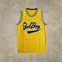 72 Bad Boy Notorious B.I.G. Basketball Jersey Biggie Smalls