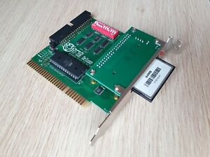 ORIGINAL XT-IDE Deluxe - Bootable ISA CF+IDE Interface Card
