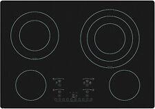 Ikea Nutid 4 Element Glass Ceramic Cooktop Black 702.886.92