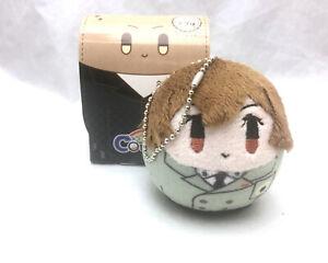 Goro Akechi Persona 5 Corocot Keychain Plush Ball Atlus US Seller NIB