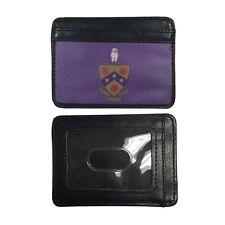 Phi Gamma Delta Fiji Slim Wallet Credit Card Case with Crest