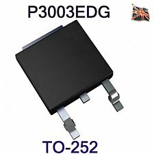 P3003EDG NIKO-SEM ENHANCED FET 30V 18A TO-252 SEMICONDUCTOR SMD UK Stock