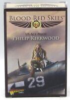 Blood Red Skies 772211008 Philip Kirkwood (US Ace Pilot) F4U Corsair Fighter NIB