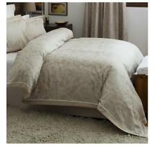 Belledorm Waltham Duvet Cover 100% COTTON BEIGE DOUBLE