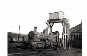 Rail Photo GWR 440 9052 Aberystwyth shed Cardigan Cambrian