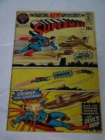 Superman Comics  #235 vtg comic DC comics Comic book