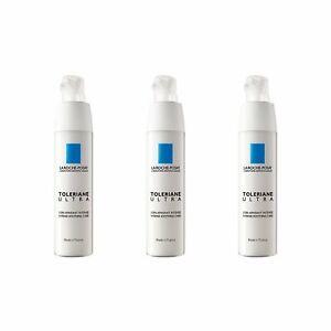3 X La Roche-Posay Toleriane Ultra Creme Intense Dermatological Moisturizer 40ml