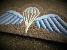 Parachute Wings WWII for Battledress Denison smock red beret Arnhem D-Day