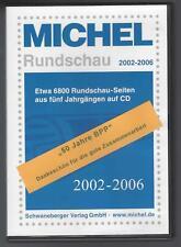 Michel Rundschau Jahrgang 2002-2006 auf CD, ca. 6800 Seiten