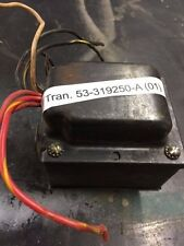 Electronic Transformer Type 53-319250-A (Listing 01)