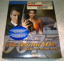James Bond : Die Another Day (Blu-ray, 2008, Canada) w/ Slipcover Futureshop NEW